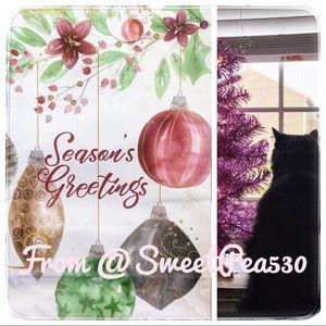 Seasons Greetings Banner.